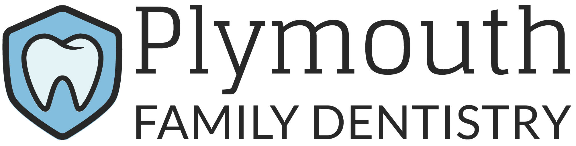plymouth family dentistry logo